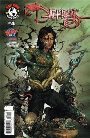 The Darkness #4 Wizard World Chicago Variant (2008) Top Cow comic book